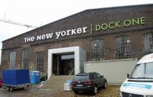 Dock one von außen