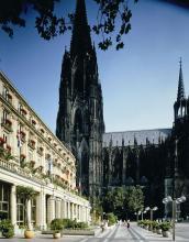 Das Dom Hotel soll noch schicker werden. (Foto: Lammerting Immobilien GmbH)