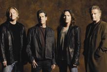 """The Eagles: Das US-Quartett kommt auf """"Long Road Out Of Eden""""-Tour. (Foto: Andrew Macpherson)"""