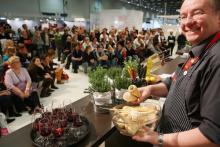 Gourmet-Messe eat'n Style in Köln: Mit Live-Kochshows für Besucher (Foto: eat'n Style)