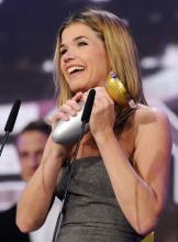 Anke Engelke räumte schon 2009 einen Comedypreis ab. (Foto: dapd)