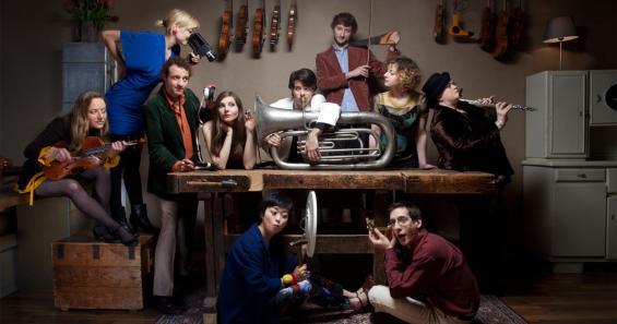 Das Ensemble Garage ist am 3. Mai im Studio 672 zu Gast. Foto: Manfred Daams
