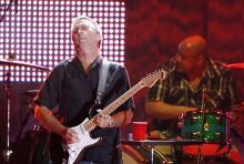 Eric Clapton: Der Brite gehört zu den weltbesten Gitarristen. (Foto: ddp)