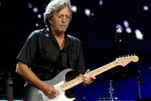 Eric Clapton kommt in die Lanxess Arena (Foto: George Chin)