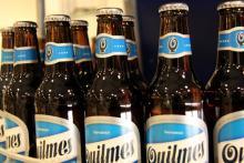 Das bekannteste Bier Argentiniens: Quilmes, 1888 von einem deutschen Einwanderer gegründet. (Foto: Sebastian A. Reichert)
