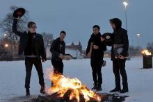 Fall Out Boy machen sich auf, den Rock'n'Roll zu retten.