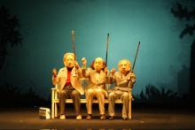Auch die Comedy-Theater-Formation Familie Flöz ist bei der Gala vertreten. (Foto:Veranstalter)