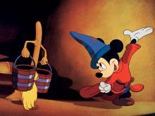 Micky Maus als Zauberlehrling machte Fantasia berühmt. (Foto: BB Promotion)