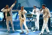 Die Fantastischen Vier: unglaublich erfolgreicher Rap aus deutschen Landen. (Foto: ddp)