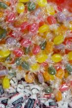 Süßigkeiten, darauf wollen die meisten dann doch nicht verzichten. (Foto: dapd)