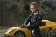 Maggie Grace als Lily. © 2010 Sony Pictures Releasing GmbH