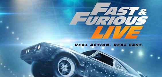 Fast Furious Live Koelnde