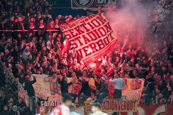 Strafe 1 Fc Köln