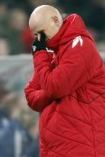 FC-Coach Stale Solbakken: glaubt an ein enges Spiel in Nürnberg. (Foto: dapd)