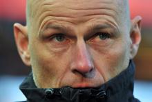 """FC-Trainer Stale Solbakken: Chef eines """"Fußball-Lazaretts"""". (Foto: dapd)"""