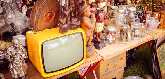 Die 13 Schonsten Flohmarkte Am Samstag Koeln De