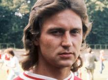 Heinz Flohe im Trikot des 1. FC Köln. (Foto: dpa)