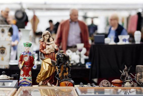 Die 6 Schonsten Flohmarkte Am Sonntag In Koln Koeln De