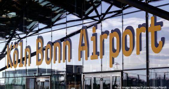 Köln Bonn Flughafen Corona Test