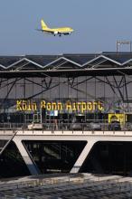 Katastrophenübung: Radioaktiver Anschlag am Flughafen Köln/Bonn