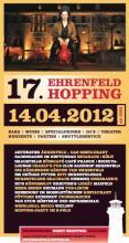 Am Samstag findet die 17. Auflage des Ehrenfeld-Hopping statt.