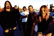 Foo Fighters: lassen am 23. August das Henkelmännchen wackeln. (Foto: Steve Gullick)