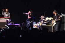 Foo Fighters im Gloria: ein Konzert mit Probenraumatmosphäre.
