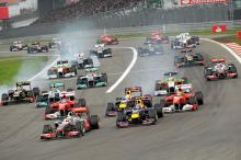 Die Formel-1: Der Große Preis von Deutschland wird auf dem legendären Nürburgring ausgetragen.  Foto: Nürburgring Betriebsgesellschaft mbH