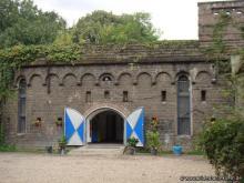 Geschichte hautnah: Das Fort I im Friedenspark (Foto:www.bilderbuch-koeln.de)