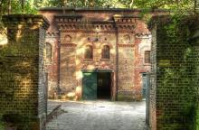Das Fort X Ecke Nohlenweg/Frankfurter Straße  in Höhenberg (Foto: R.Schwienbacher)