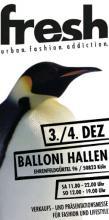 """Einmal im Jahr soll die """"Fresh"""" fortan in Köln stattfinden."""