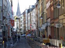 Das Friesenviertel kann auf eine lange Tradition zurück blicken. (Foto: Bilderbuch Köln)