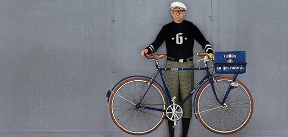 gaffel fahrrad