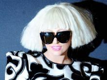 Sängerin Stefani Joanne Angelina Germanotta, alias Lady Gaga, fällt durch ihre schrägen Outfits auf. (Foto: dapd)