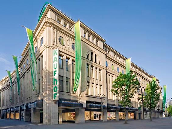 Köln Galeria Kaufhof