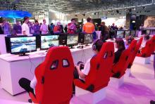 Am 18. August beginnt in Köln die weltweit größte Spielemesse Gamescom. (Foto: R. Gasper)