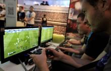 """""""Willkommen auf der Gamescom"""" heißt es ab dem 18. August auch für Privatbesucher. (Foto: dapd)"""