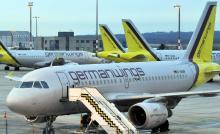 Germanwings soll einen großen Teil des Lufthansa-Verkehrs in Europa übernehmen. (Archivfoto: dapd)