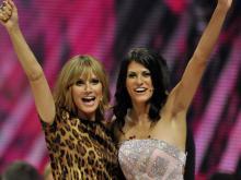 Alisar gewann die letzte Staffel. Wer wird wohl nächstes Jahr an Heidis Seite jubeln? (Ftot: dapd)