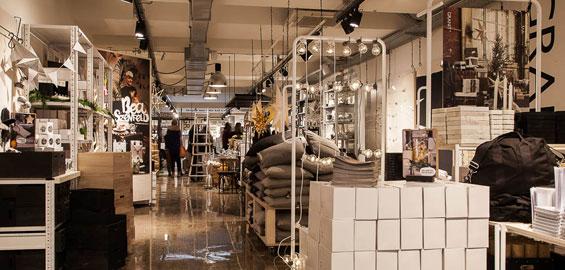 Granit er ffnet ersten store auf der ehrenstra e for Schwedische wohnaccessoires