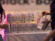 Popcorn darf beim Kinobesuch natürlich nicht fehlen.