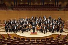 Gürzenich-Orchester, Dirigent: Markus Stenz Foto: Cathrin Moritz