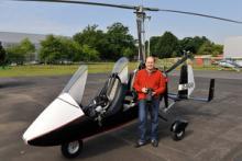 Mit dem Gyrocopter Köln aus der Luft erleben.