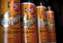 Ehrenfelder Halbbitter - Verdauungsschnaps mit kölscher Seele (Foto: Thilo Schmülgen)