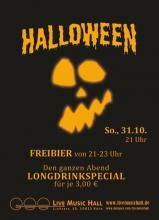 In der Live Music Hall gibt's Halloween Freibier (Bild: Veranstalter)