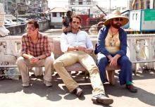 """Ed Helms als Stu (von links), Bradley Cooper als Phil und Zach Galifianakis als Alan in der Komödie """"Hangover 2"""" von Todd Phillips. Foto: Warner Bros"""