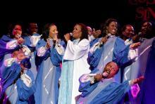 Zum Jahreswechsel kommen Queen Esther Marrow und ihre Harlem Gospel Singers nach Köln. (Foto: Thommy Mardo)