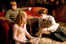 © 2009 Warner Bros. Ent. Harry Potter Publishing Rights