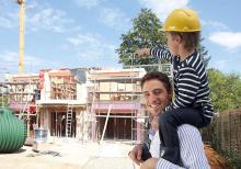 Ein Hausbau sollte gut geplant sein, damit es keine bösen Überraschungen gibt.