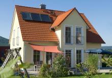 Der Traum vom Eigenheim muss angesichts niedriger Zinsen kein Traum bleiben.
